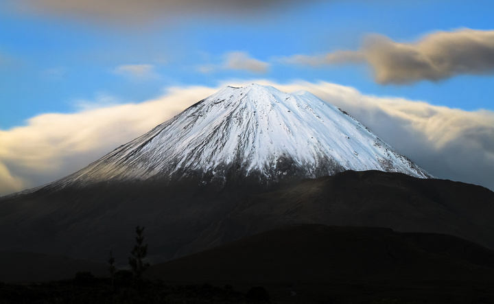 Take the Tongariro Lord of the Rings tour and see where the magic was made