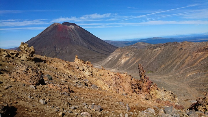 history of Tongariro