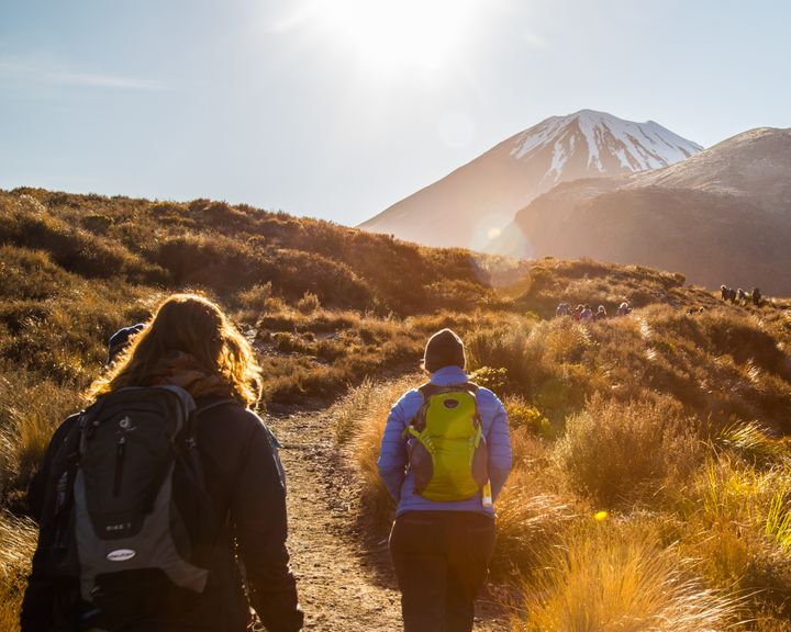 Walking-tracks-Tongariro