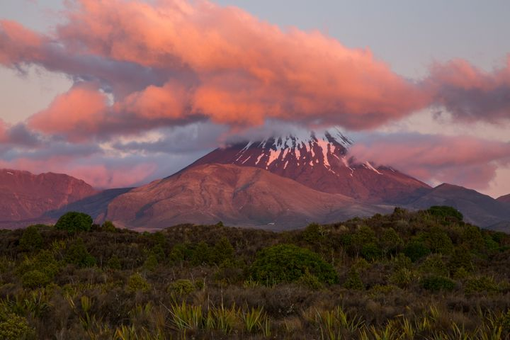 Ruapehu Ring of Fire
