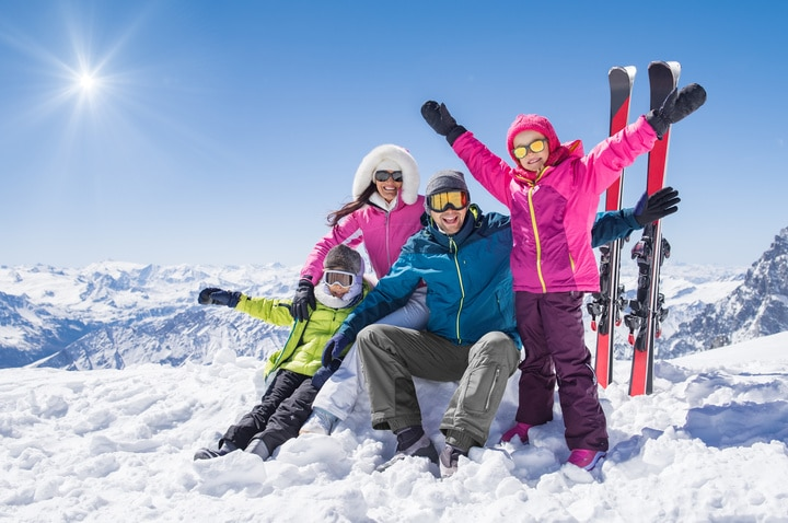 Ignite your passion for snow sports in Happy Valley – the perfect beginner ski area