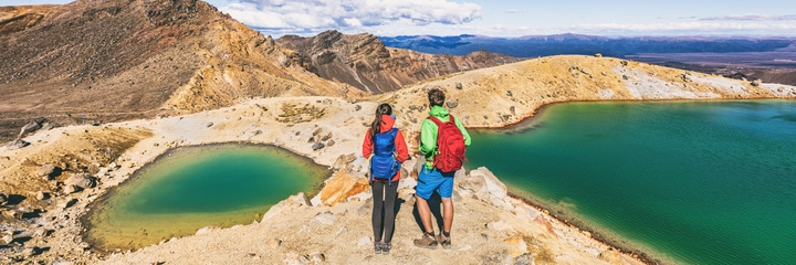 summer activities in tongariro