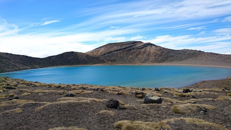 hike the tongariro crossing