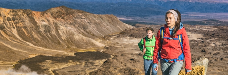 Prepare to hike the Tongariro Crossing safely this summer with these tips