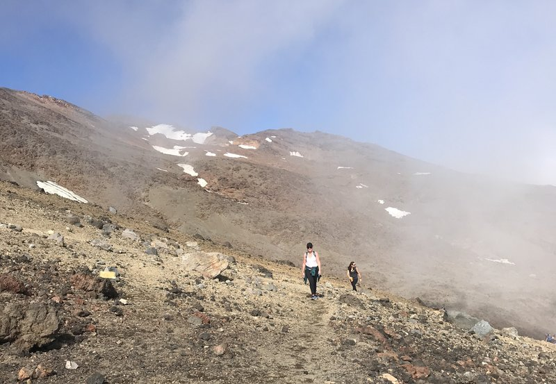 Whakapapa Skyline Walk – one of the best summer short walks